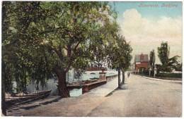 Riverside, Bedford - Postmark 1908 - Bedford