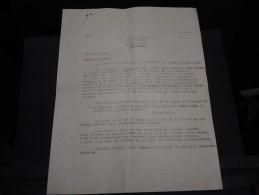 INDE FRANCAISE - Télégramme Pour Ponchidérry - 1951 - Pas Courant - A Voir - Lot N° 16537 - Brieven En Documenten