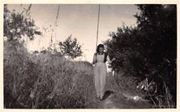¤¤  -  Carte-Photo Non Située  -  Femme à La Pêche à La Ligne  -  Pêcheuses   -  ¤¤ - Pesca