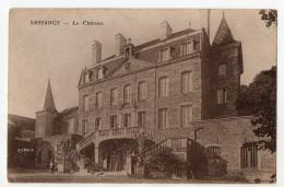 """"""" SASSANGY - Le Chateau """" - Chalon Sur Saone"""