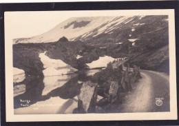 Old Card Of Norge,Djupvasshytten,Norway,N27. - Norway