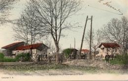 13 BOUCHES DU RHONE - CHARLEVAL Quartier De La Gare - Other Municipalities