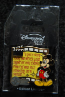 DLRP- Mickey's Pin'Versary Event - Mickey Mouse 2008  Limited Edition 600 Ex. - Disney