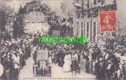 Creuse Aubusson Réception Du Général André Ministre De La Guerre 6 Aout 1904 N°109 - Aubusson