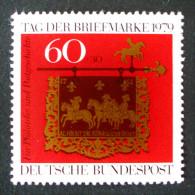 JOURNEE DU TIMBRE 1979 - NEUF ** - YT 869 - MI 1023 - [7] République Fédérale