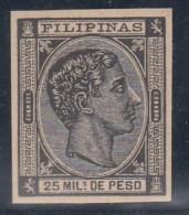 ESPAÑA/FILIPINAS 1878/79 - Edifil #41s - MNH ** - Filippine