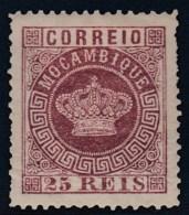 MOZAMBIQUE 1877 - Yvert #4B - No Gum (*) - Mozambique