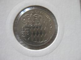 Monaco 1/2 Franc 1976 - 1960-2001 New Francs
