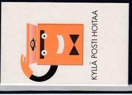 FINLANDIA 1992 - Yvert #C1135 Carnet - MNH ** - Finlandia
