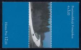 FINLANDIA 1999 - Yvert #C1435/38 Carnet - MNH ** - Finlandia