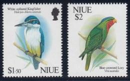NIEU 1992 - Yvert #580/81 - MNH ** - Niue