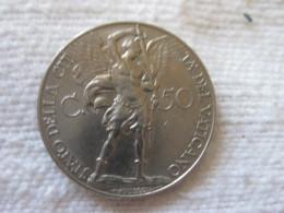 50 Centesimi 1939 - Vatican