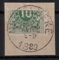 1870, Mi. Nr. P 1H, Mi. Ca. 50.- ,gestempelt,  Nur 12%   , #32 - Portomarken