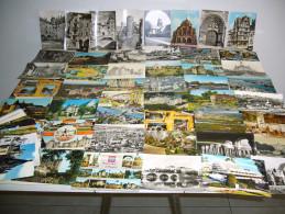 MAINE ET LOIRE Un Lot De 100 Cartes Postales Du Département Du MAINE ET LOIRE - France