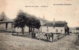 2969. CPA 54 BOUXIERES AUX CHENES. ECUELLE - France