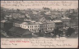 Poland / Polska: Kraków - Podgórze, General View   1906 - Polen