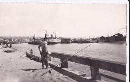 Carte 1950 BOULOGNE / LA GARE MARITIME - Boulogne Sur Mer