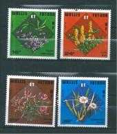 Timbres  De Wallis Et Futuna De 1978  N°213 A 216  Neuf ** - Wallis Y Futuna
