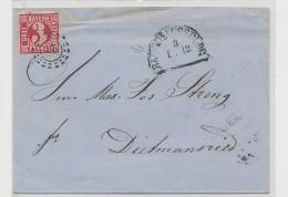 Bayern Brief -   ( Be9117 ) Siehe Scan - Bayern (Baviera)