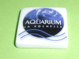 Fèves / Autres / Divers / Peche : Aquarium De La Rochelle  T16 - Autres