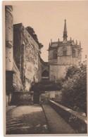 3036  Postal Francia  Amboise , Castillo, Chateau - Chambery
