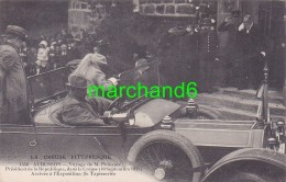 Creuse Aubusson Voyage De M Poincaré Président De La République 10 Septembre 1913 Exposition De Tapisseries N°1556 - Aubusson