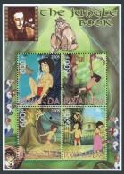 Rwanda 2005 ; Disney : The Jungle Book - Moogly ; Used . Il Libro Della Giungla Con Moogly ; Timbrato. - Disney