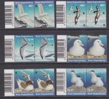 Ross Dependency 1997 Sea Birds /WWF 6v (pair + Code)  ** Mnh (30413) - Ongebruikt