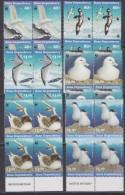 Ross Dependency 1997 Sea Birds /WWF 6v BL OF 4   ** Mnh (30414) - Ross Dependency (Nieuw-Zeeland)
