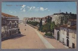 Porec Parenzo  Istria    Riva Dante   About  1910y.    C658 - Croatia