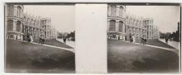 UK - Windsor Castle - Stereoscopic Photo105x45mm - Photos Stéréoscopiques