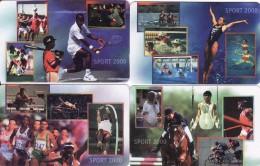 Afrique Du Sud,SOUTH AFRICA, Chip MTN, Sport Set - Zuid-Afrika