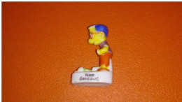 FEVE SIMPSONS MILHOUSE 2002 (19.2002) - Cartoons