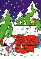 SNOOPY And Woodstock - Peanuts Hallmark - Illust. Schulz - Ed. CÓMER Portugal - Illustrateurs & Photographes