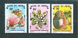 Timbres  De Wallis Et Futuna De 1979  N°234 A 236  Neuf ** - Wallis Y Futuna