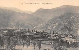 IGNAUX  -  Le Village (evirons Ax Les Thermes ) - Frankreich