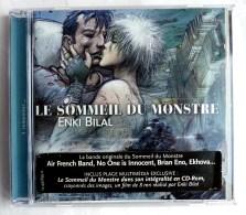 CD Enki BILAL - LE SOMMEIL DU MONSTRE - Collectors