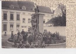 NIVELLES MONUMENT JULES DE BURLET - Nivelles
