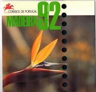 Ph-PORTUGAL - Madeira Carteira De Selos  1992 - Portugal