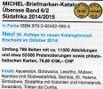 MICHEL Südafrika Band 6/2 Katalog 2014 New 80€ South-Africa Botswana Lesetho Malawi Namibia Sambia Südafrika Swaziland - Loisirs Créatifs