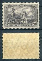 D. Reich Michel-Nr. 96AIb Postfrisch - Geprüft - Ungebraucht
