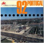 Ph-PORTUGAL -  Carteira De Selos  1992 - Portugal