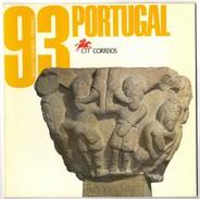Ph-PORTUGAL -  Carteira De Selos  1993 - Portugal