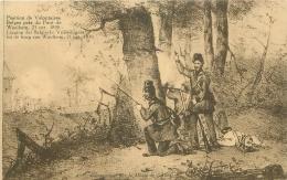 Position De Volontaires Belges Près Du Pon De Waelhem, 21 Oct. 1830 - Guerres - Autres