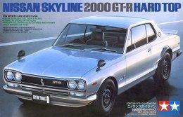 Nissan Skyline 2000GT-R Hard Top 1/24 (  Tamiya ) - Cars
