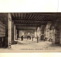 Gonnord...le Jeu De Boules De Fort Société Saint Michel Pétanque Fanny Cochonnet Sport - Frankreich