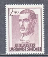 AUSTRIA  615  *   MEDICINE  DOCTOR - Medicine