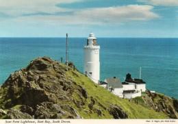 Postcard - Start Point Lighthouse, Devon. 2DC465 - Lighthouses