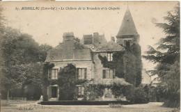 44 MISSILLAC Le Chateau De La Briandais Et La Chapelle - Missillac