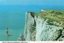 Postcard - Beachy Head Lighthouse, Sussex. 10060 - Lighthouses